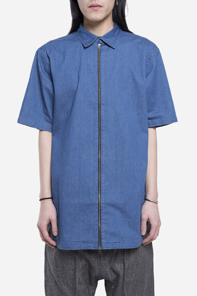 Chapter - Place Shirt Indigo