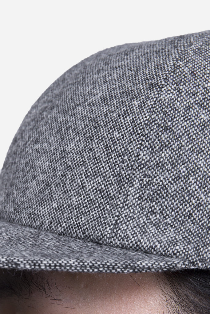 Sport Cap Light Grey Melange