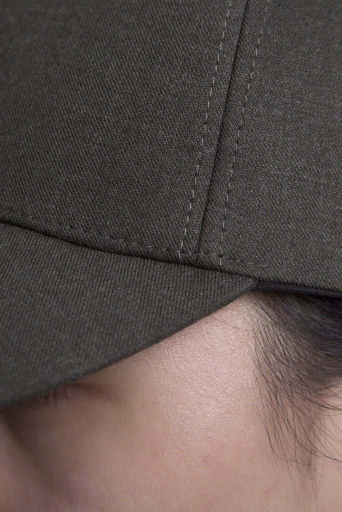 Interchangeable Sports Cap Dirty Olive