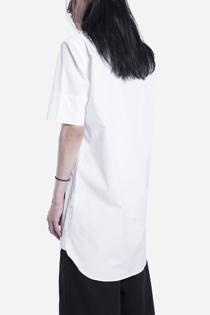 Sharpe Shirt White
