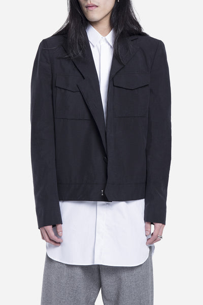 Our Legacy - Pioneer Jacket Black