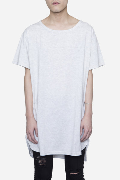 Stampd - Chamber Scallop Tee Oatmeal