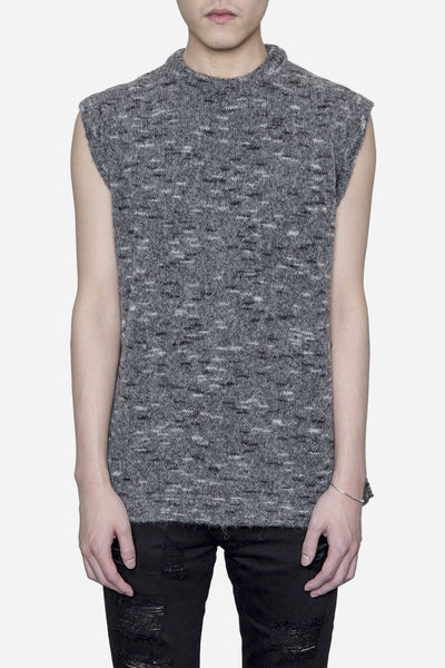 Our Legacy - Base Vest Spotted Grey