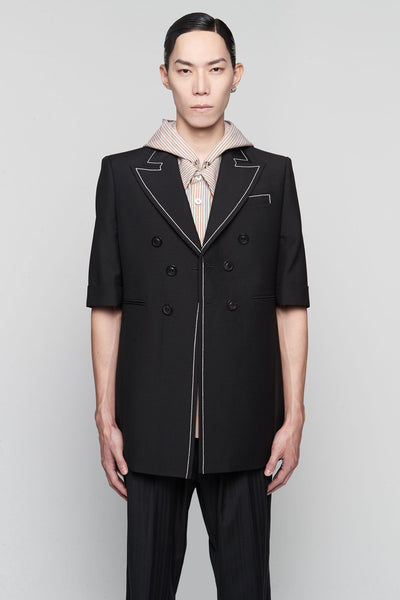 Maison Margiela - S/S Suit Jacket Black