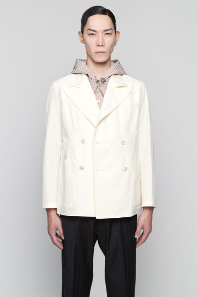 Maison Margiela - Suit Shirt Off-White