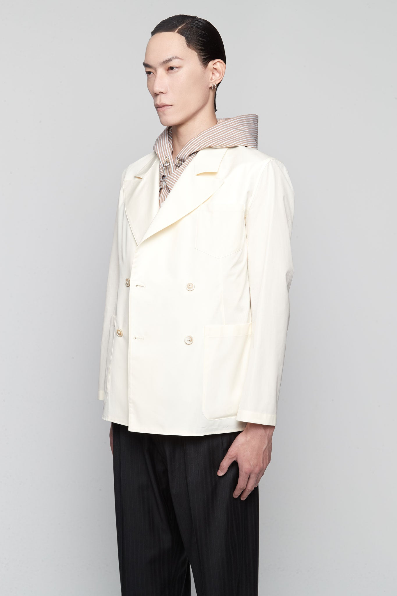 Suit Shirt Off-White