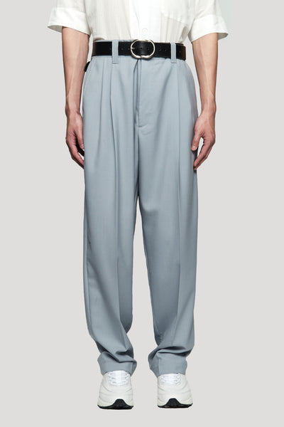 Marni - Light Grey Wide Leg Trouser Light Grey