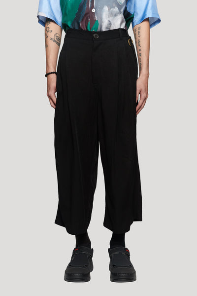 Song for the mute - Bucket Pant Black