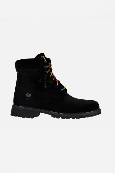 Off-White - Timberland Boot Black