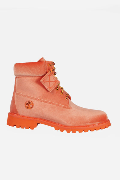 Off-White - Timberland Boot Orange