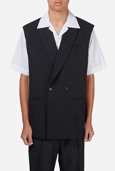 Undercover - Black Suiting Vest
