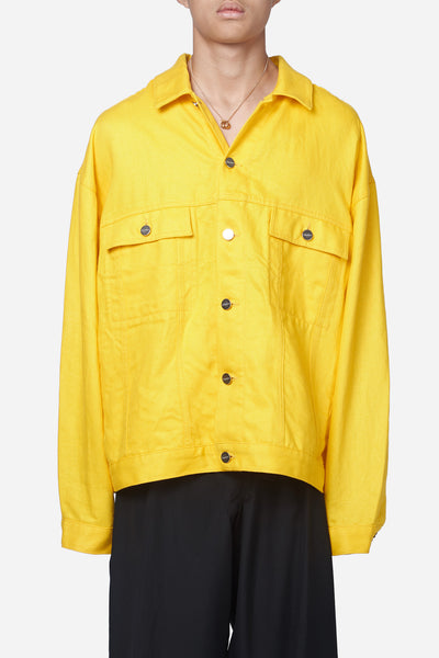 Etudes Studio - Veritage Linen Yellow Jacket