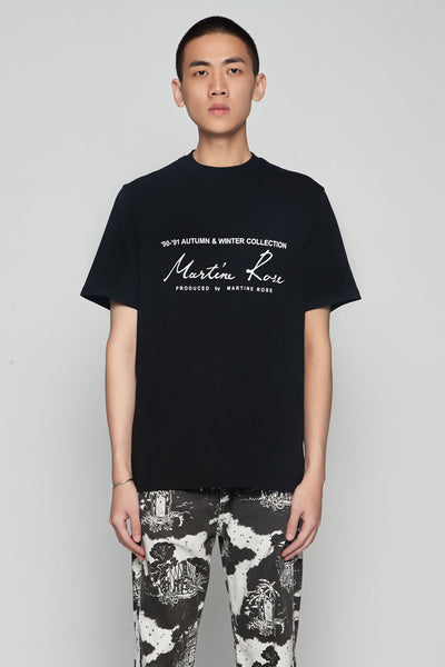 Martine Rose - Classic Short Sleeve T-shirt Black