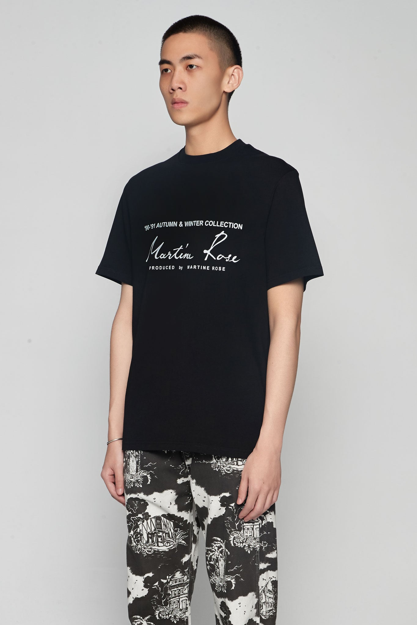 Classic Short Sleeve T-shirt Black