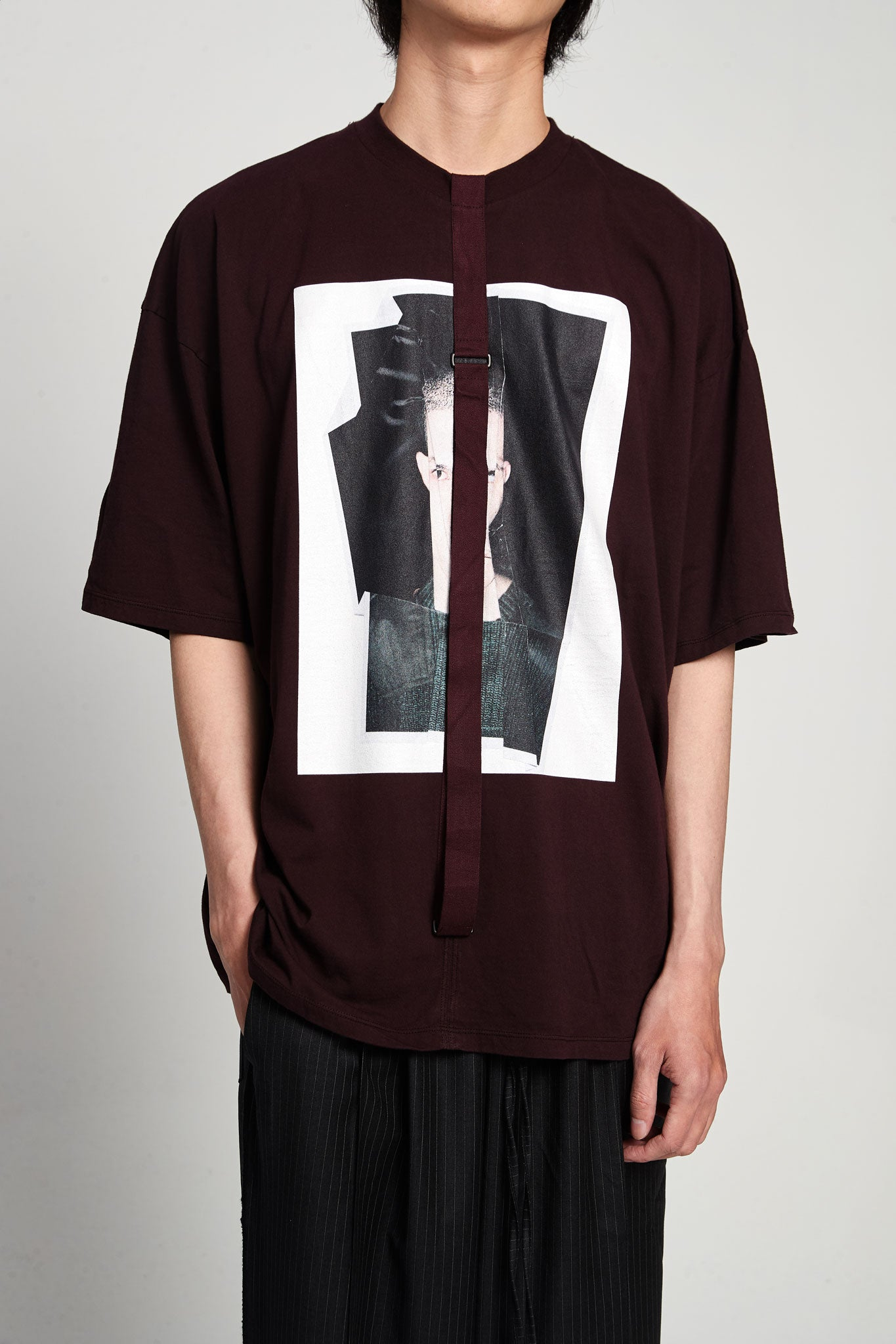 Relaxed Fit Jersey T-shirt Crash Cherry B.
