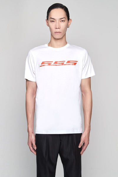 SSS World Corp - Short Sleeve Tee WHITE