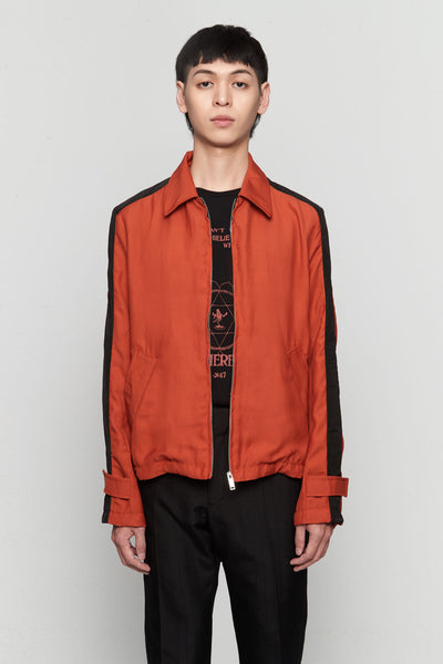 Wales Bonner - Zip-up Blouson RUST