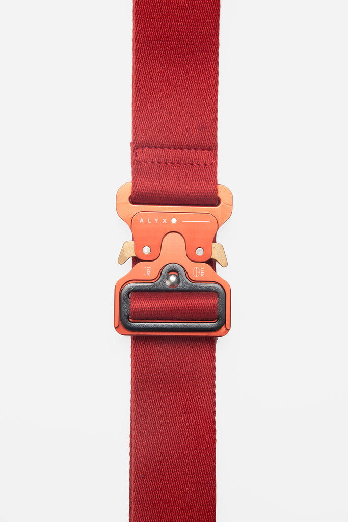 Classic Rollercoaster Belt Red