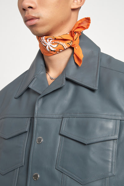 Orange Medium Bandana