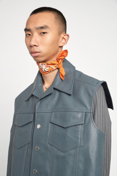Vyner Articles - Orange Medium Bandana