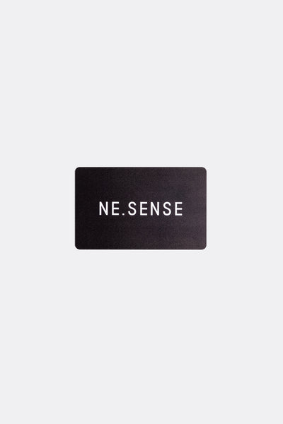 Necessity Sense - NS Easy Card Signature Logo