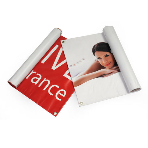 6' x 2' Banners Buy One Get One Free