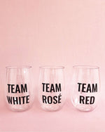TEAMS WINE CUP SET