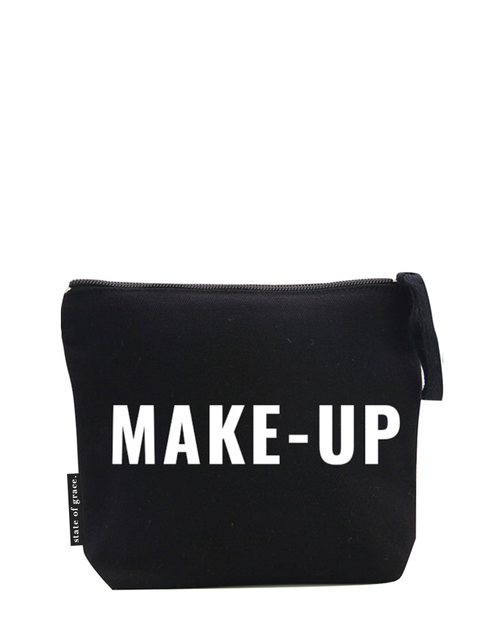 MAKE-UP ZIP BAG