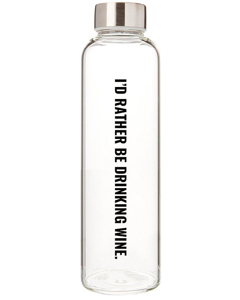 750ML WINE WATER BOTTLE