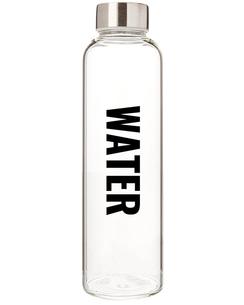 750ML WATER ONLY WATER BOTTLE