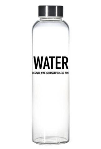 water. water bottle