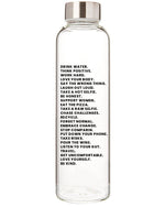 750ML MANTRA WATER BOTTLE