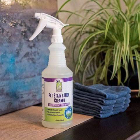Pet Urine Stain & Odor Bio-Enzymatic Cleaner
