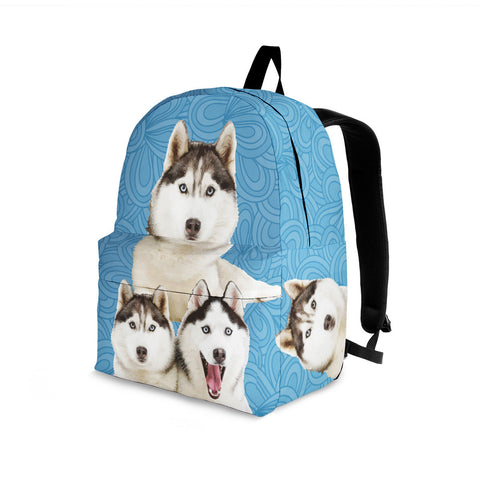 Huskies Backpack