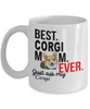 Image of Best Corgi Mom Ever
