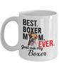 Image of Best Boxer Mom Ever