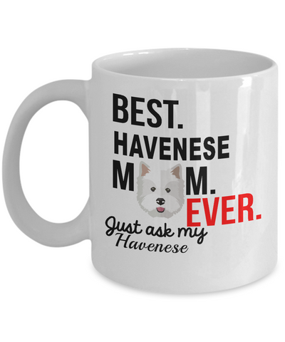 Best Havenese Mom Ever