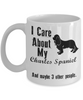 Image of I Care About My Charles Spaniel