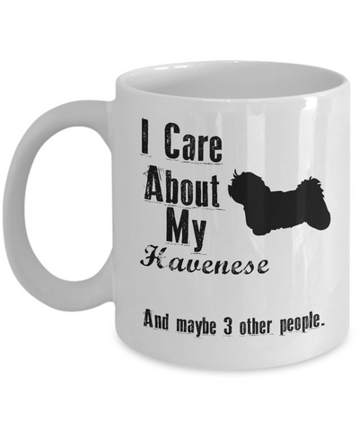I Care About My Havenese