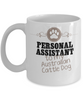 Image of Personal Assistant To My Australian Cattle Dog