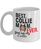 Image of Best Collie Mom Ever