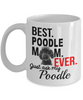 Image of Best Poodle Mom Ever