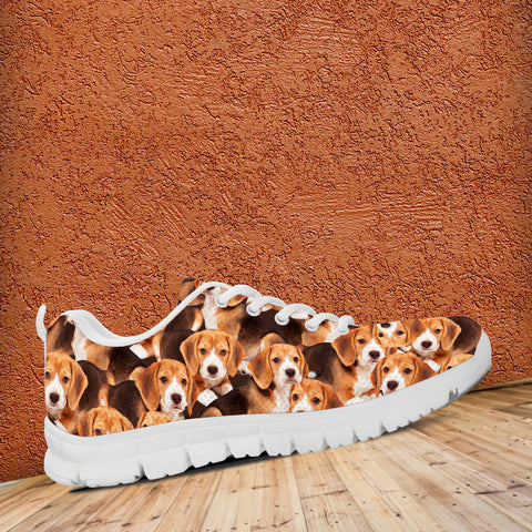 Beagles Running Shoes