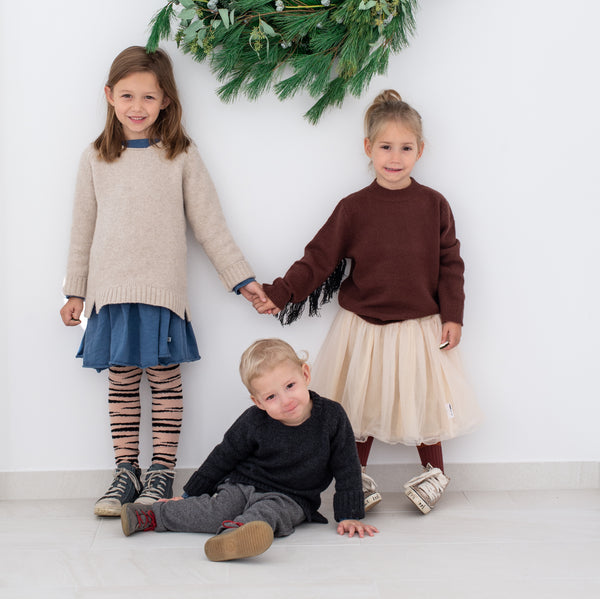 Weihnachtsshootings - Outfit Inspirationen