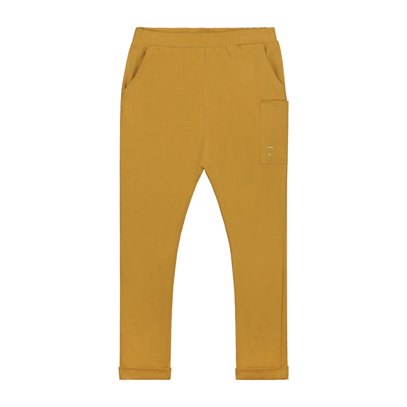"HOSE ""Relaxed Pocket Trousers mustard"""