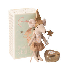 TOOTH FAIRY MOUSE Matchbox Big Sister