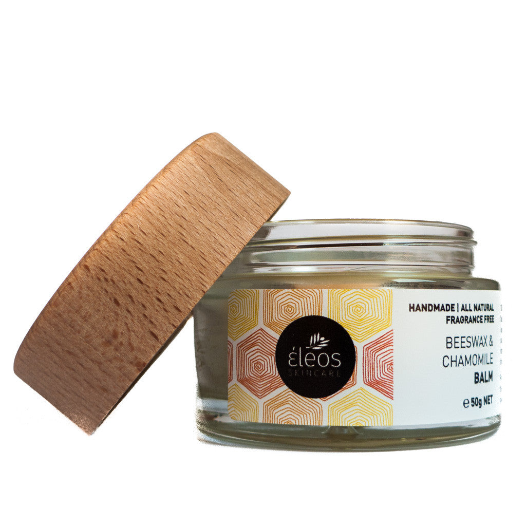 Beeswax and Chamomile Balm