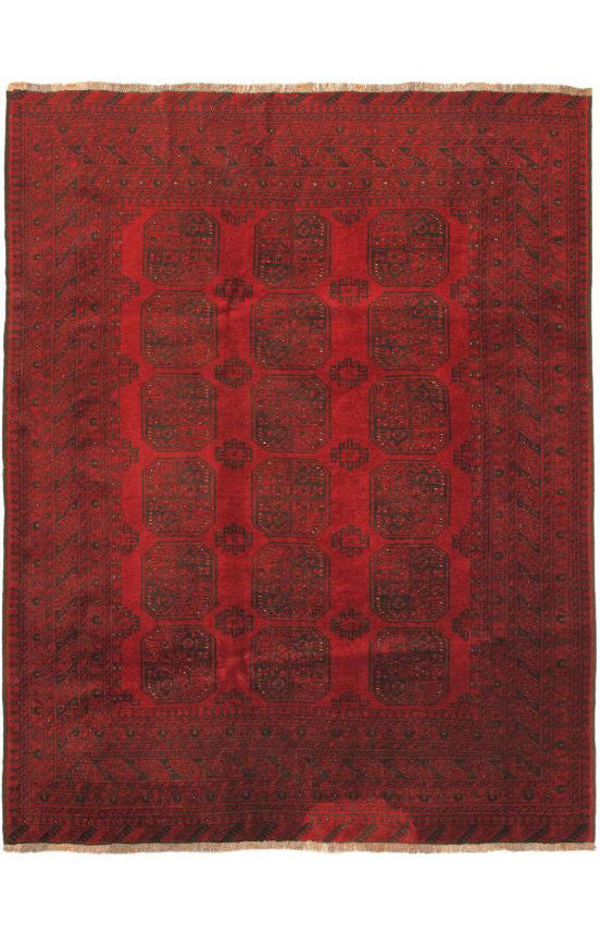 10241 - Vegetable Dye Wool Large Rug - 300X400cm