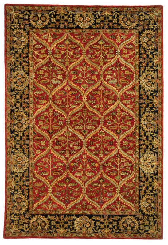 10131 - Vegetable Dye Wool Large Rug - 300X500cm