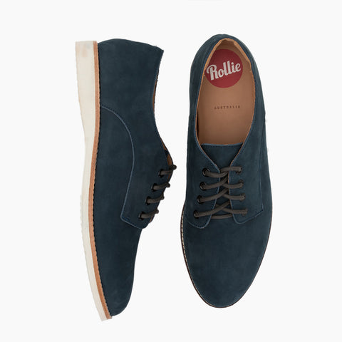 Derby Navy Nubuck 2.0
